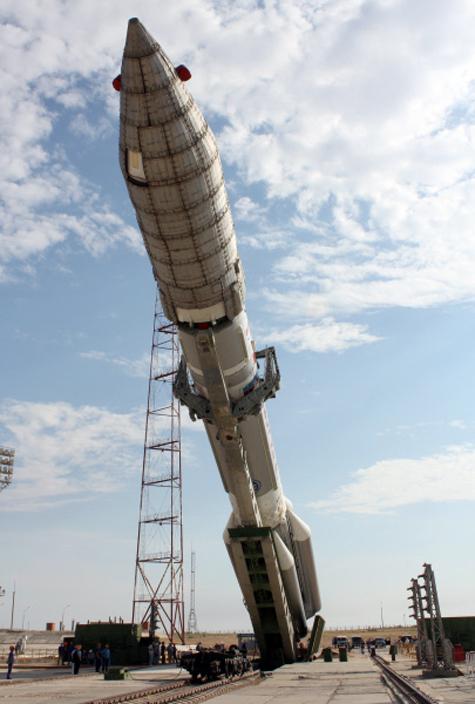 Запуск «Протона-М» откладывается до августа?