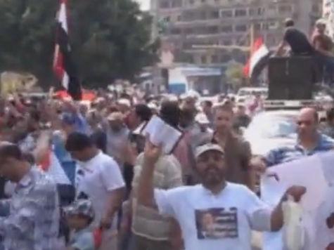В Египте прошли новые беспорядки, есть погибшие
