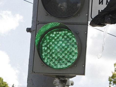 Светофоры попадут в зависимость от потока машин