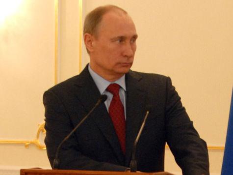 Путин объяснил, как правильно менять Конституцию