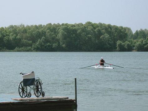 паралимпийцы спортшкола коломна спортсмены-инвалиды гребля