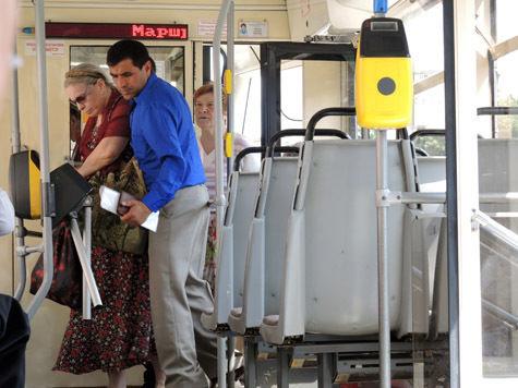 Пробки из Москвы вывозят автобусами