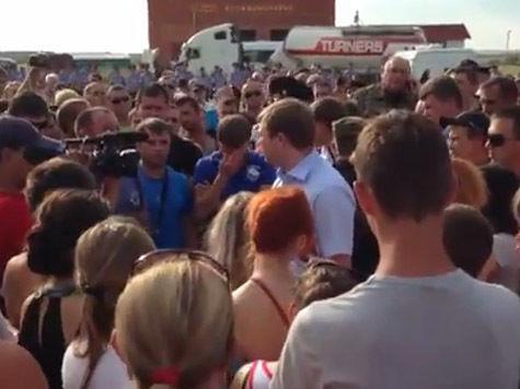 «Пугачевский бунт»: стихийные митинги жителей проверят на экстремизм