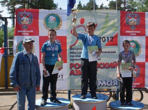 Седьмой «Российский Азимут» состоялся в «Сокольниках»