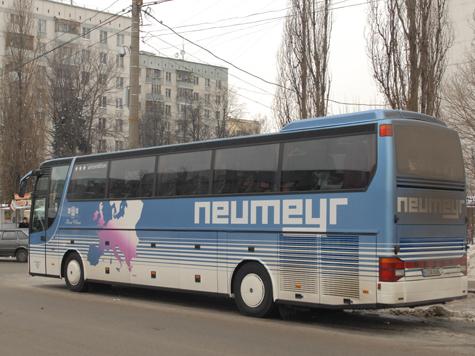 В автобусах вводят паспортный режим
