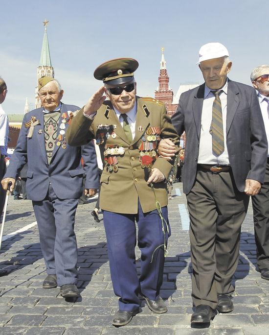 День Победы в Москве начнут отмечать уже с 1 мая