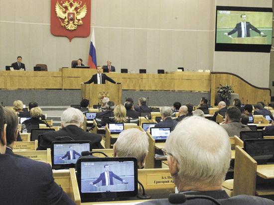 Крым всё спишет. В Думе не нашлось недовольных работой правительства