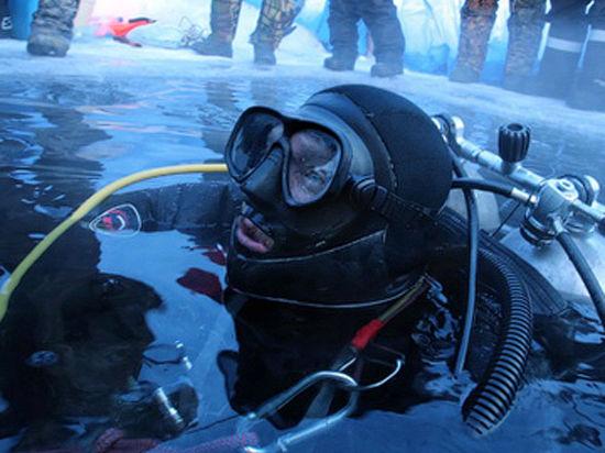 Дайверы установили мировой рекорд в «якутском лохнессе»