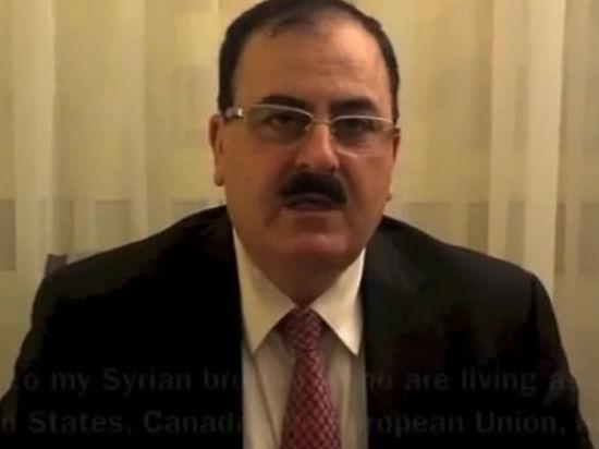 Глава повстанческой Свободной армии опроверг свой побег из Сирии