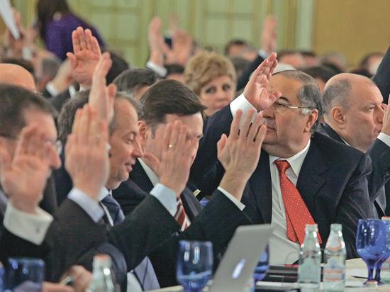 Тайные итоги съезда российских олигархов