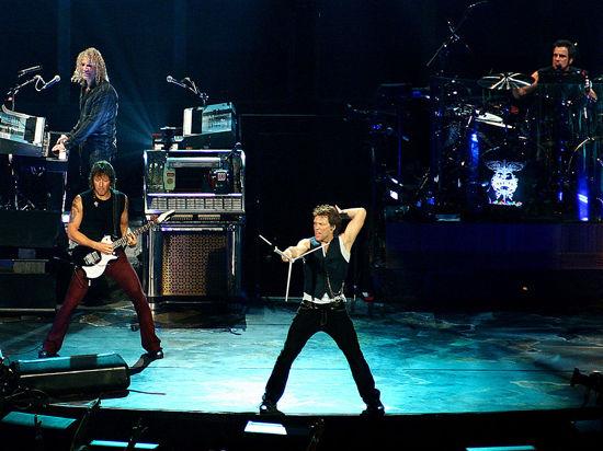 Bon Jovi знают себе цену