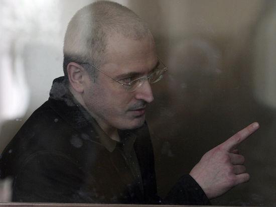 Слеза Ходорковского и слеза Путина