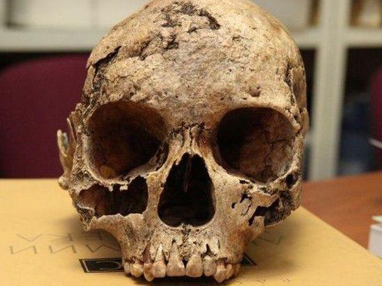 Американский школьник откопал во дворе останки индейца