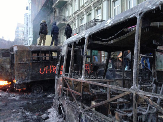 Украинские губернаторы массово бросились в бегство