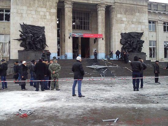 Двух пострадавших в терактах в Волгограде перевезут в Москву 3 января
