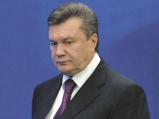 Куда пропал Янукович?
