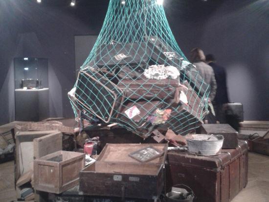 Путешествие с авоськой прославили в музее