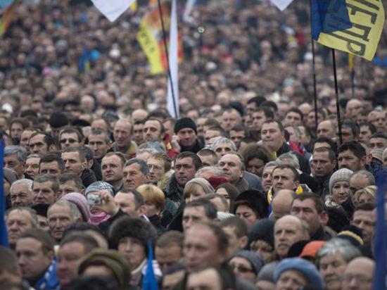 Голос Майдана Януковичем не услышан