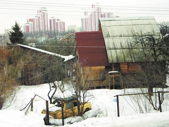 Новая Москва в дачках не нуждается