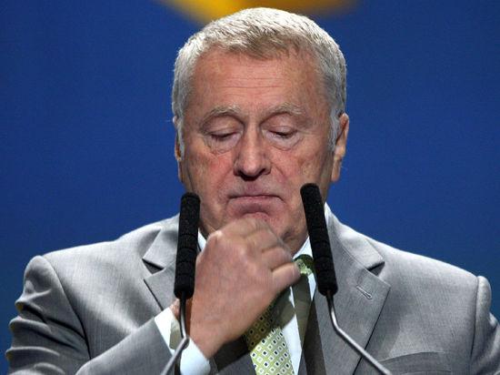Оскорбленная Жириновским журналистка написала заявление в полицию