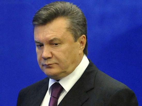 Интерпол думает, искать ли Януковича