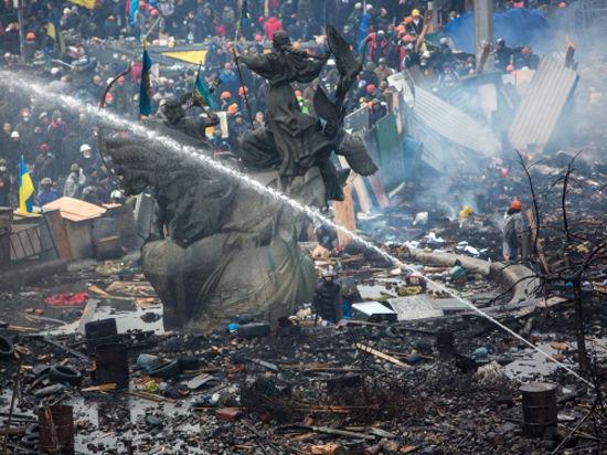 Украина за порогом войны