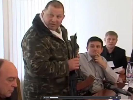 Сашко Билый собирался на «стрелку» с ровенскими и волынскими пацанами с автоматами и гранатами