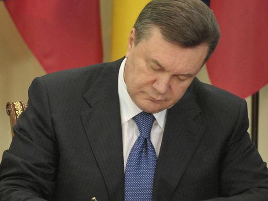 Полиция Швейцарии подозревает Виктора Януковича и его сына Александра в отмывании денег