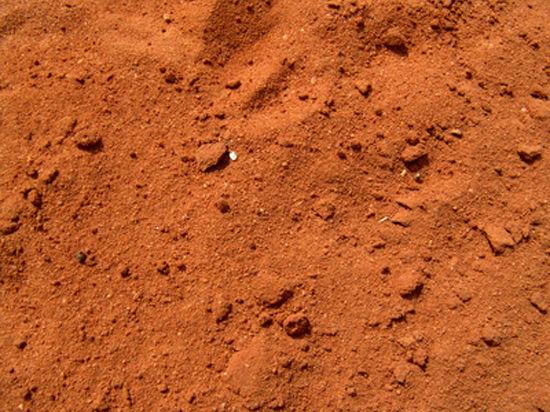 На Марсе воды, каквпустыне