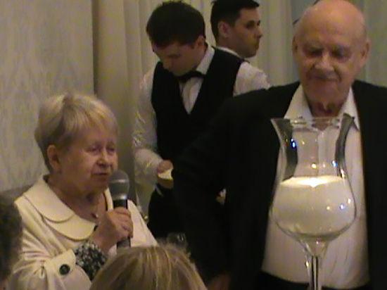 Михаила Плоткина поздравили с 70-летием Пахмутова, Добронравов, Леонтьев и Земфира