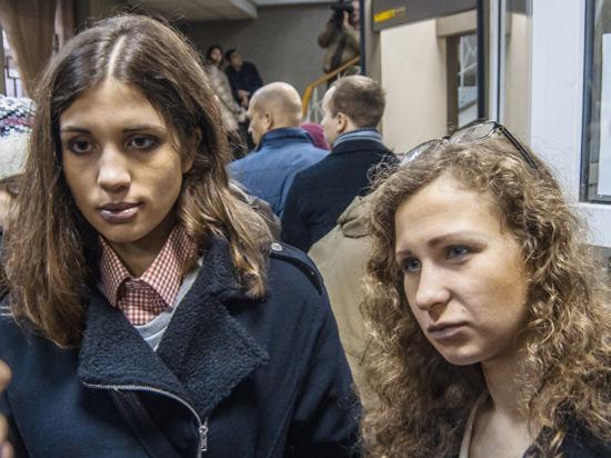 Адвокатов Pussy Riot лишат статуса?