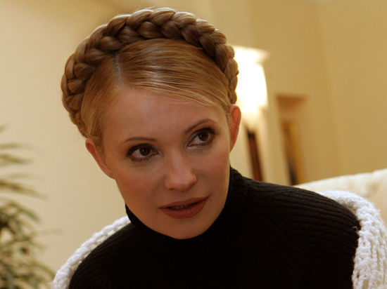 Тимошенко: Мы вернем аннексированный Россией Крым