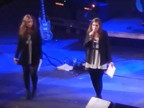 Билет на концерт, где выступили Мадонна, Толоконникова и Алехина, стоил 27 долларов