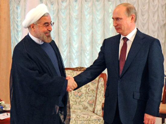 Путин и Иран довольны друг другом
