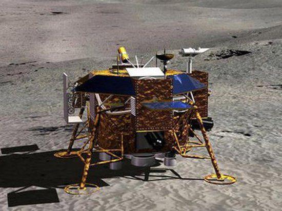 Китайский спутник впервые в истории совершил посадку на Луне