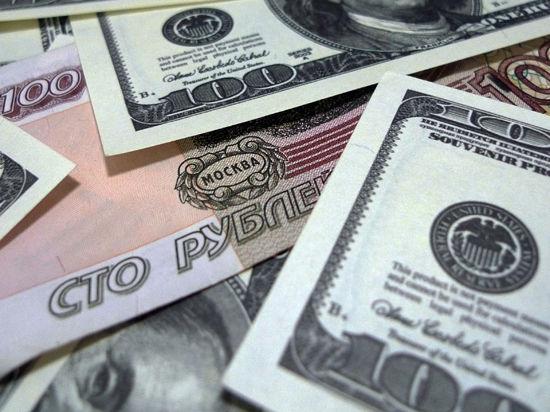 Евро прешагнул отметку 49: падение рубля продолжается