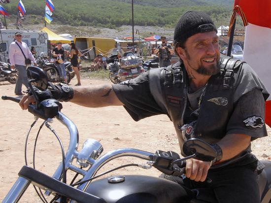 Украинские байкеры хотят искоренить «Ночных волков»