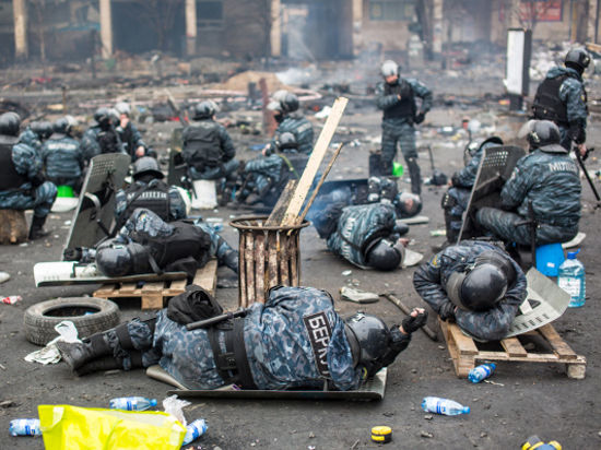 Боец «Беркута» в Крыму рассказал про оборотней из Киева