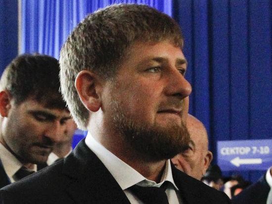 Кадыров просит отдать ему датского жирафа