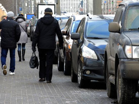Оштрафованные автомобили получат желтую метку