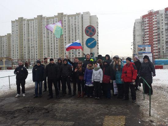 В Новокосино власть подделывала подписи москвичей