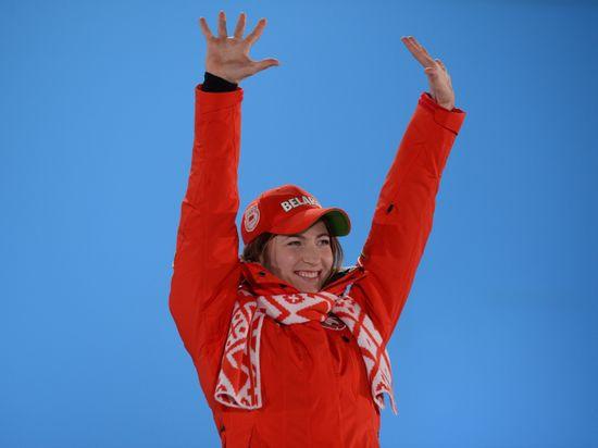 Дарья Домрачева - двукратная олимпийская чемпионка в Сочи!