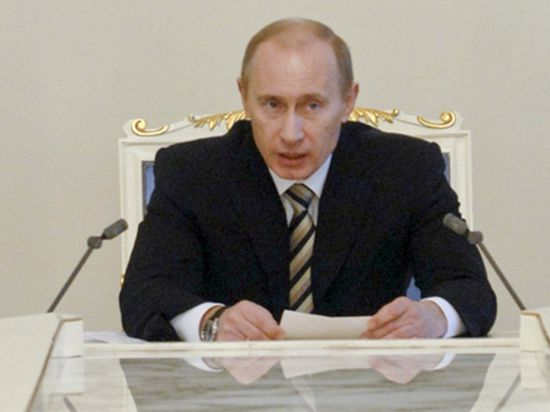 Путин подписал указ о признании Крыма независимым государством