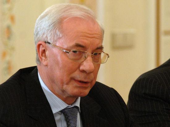 Прокуратура объявила экс-премьера Украины Азарова в розыск