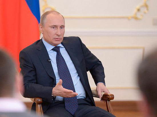 Пресс-конференция Путина по Украине. «Мы не собираемся воевать»