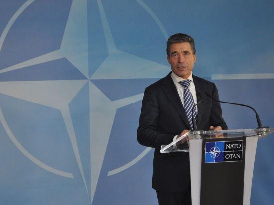 НАТО занялось Украиной
