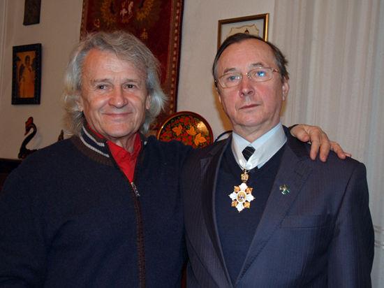 Николай Бурляев: в Сербии я испытал подъем душевных сил