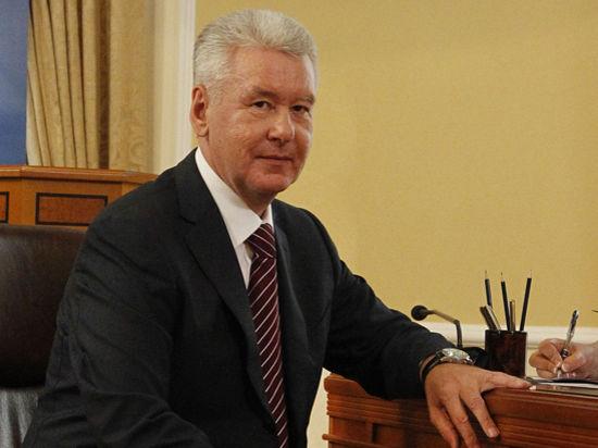 Собянин уволил попавшегося на взятке главу управы района Сокол