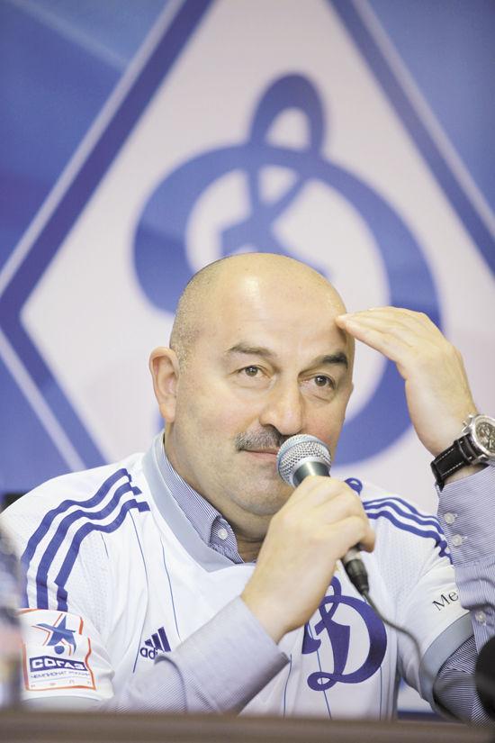 Станислав Черчесов: