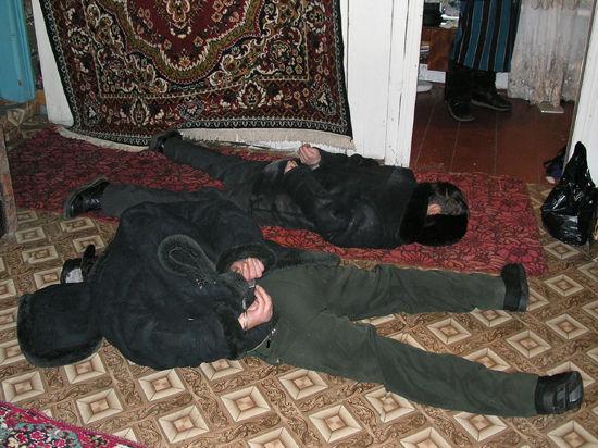 Братья-цыгане обманули полицию